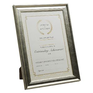 Lifestyle Brands Certificate Frame A4 Value 5 Pack Gold