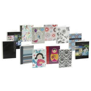 "UR1 5 x 7"" Photo Album 24 Capacity Assorted"