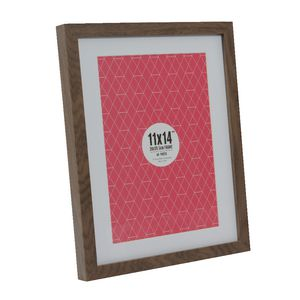 "Promenade Frame 11 x 14"" A4  Brown 5 Pack"