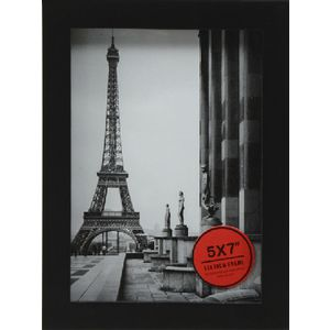 "Adventure Frame 5 x 7"" Black 5 Pack"