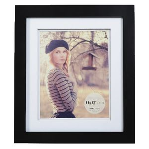 "Living Frames 11 x 13"" with 8 x 10"" Opening Black 10 Pack"