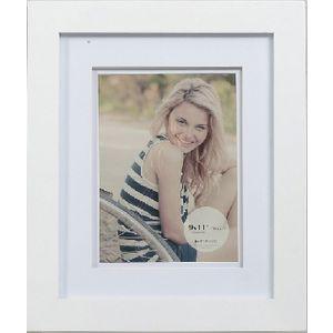 "Living Frames 9 x 11"" White 10 Pack"