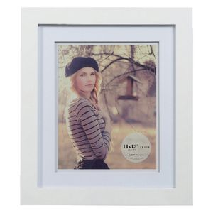 "Living Frames 11 x 13"" White 5 Pack"