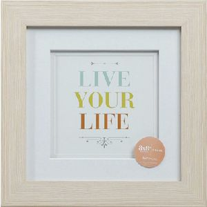 "Living Frames 8 x 8"" Coastal 5 Pack"