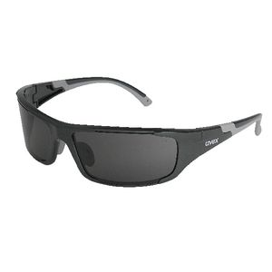 Uvex Turbo Safety Spectacle Hard Coated Lens Grey