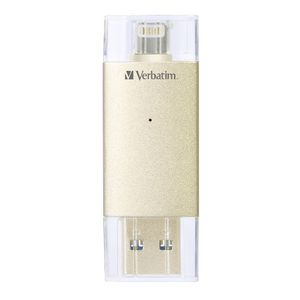 Verbatim 64GB Apple Lightning to USB Flash Drive
