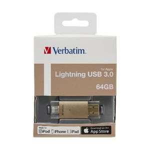 Verbatim Apple Lightning USB Drive