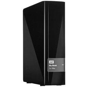 WD 3TB My Book for Mac Desktop Hard Drive
