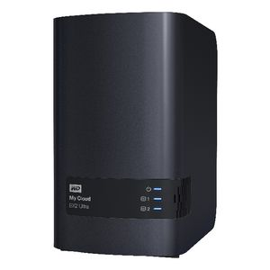 WD 4TB My Cloud EX2 Ultra 2-Bay NAS