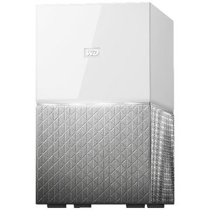 WD 8TB My Cloud Home Duo External Hard Drive