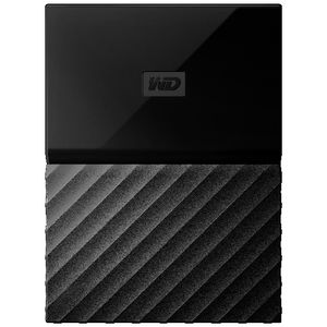 WD 2TB My Passport For Mac Black