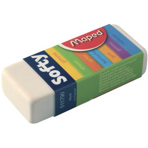 Maped Softy Eraser 2 Pack