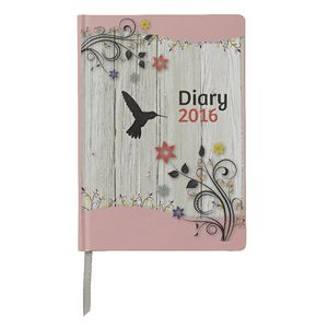 Philosophy A5 Week to View 2016 Diary