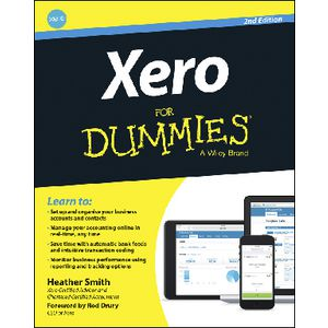 Xero For Dummies 2nd Edition