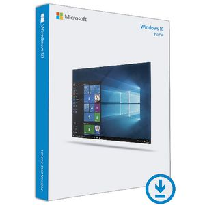 Microsoft Windows 10 Home 1 PC Download