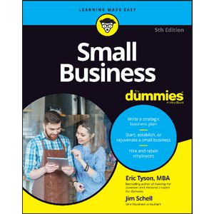 Small business for dummies 5th australian edition | officeworks.