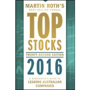 Wiley Top Stocks 2016 Book