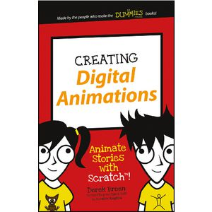 Creating Digital Animations for Dummies Junior Book