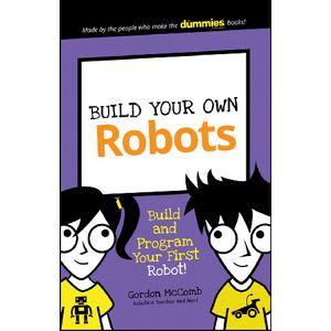 robot building for dummies pdf