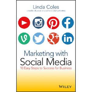 Wiley Marketing With Social Media Book