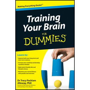 Training Your Brain For Dummies Book