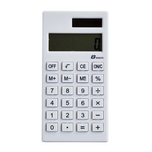 X 8 Digit Pocket Calculator