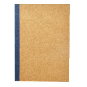 X A5 Kraft Grid Notebook 60 Page