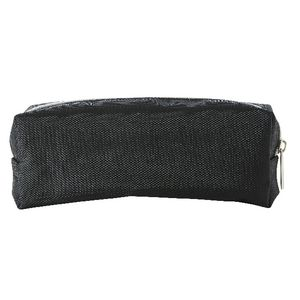 X PET Recycled Block Pencil Case Black