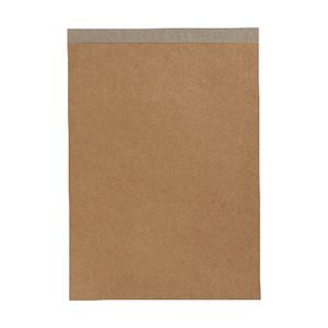 X A4 Ruled Notepad 140 Page Kraft