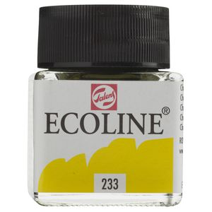 Ecoline Liquid Watercolour Paint 30mL Chartreuse