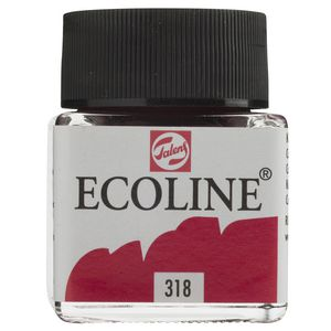 Ecoline Liquid Watercolour Paint 30mL Carmine