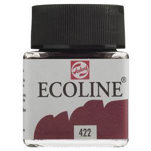 Ecoline Liquid Watercolour Paint 30mL Red Brown