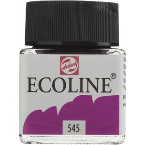 Ecoline Liquid Watercolour Paint 30mL Red Violet