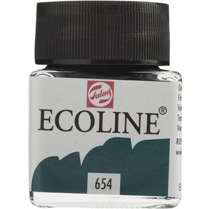 Ecoline Liquid Watercolour Paint 30mL Fir Green