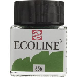 Ecoline Liquid Watercolour Paint 30mL Forest Green