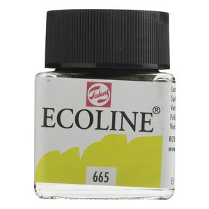 Ecoline Liquid Watercolour Paint 30mL Spring Green