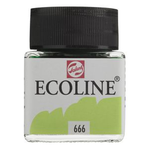 Ecoline Liquid Watercolour Paint 30mL Pastel Green