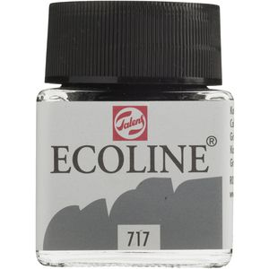 Ecoline Liquid Watercolour Paint 30mL Cold Grey