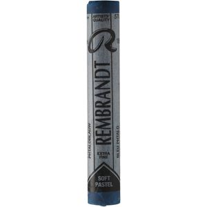 Rembrandt Soft Pastel Phthalo Blue 3