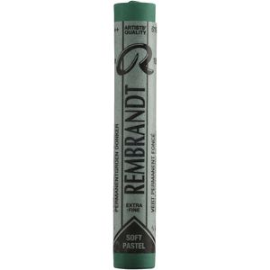 Rembrandt Soft Pastel Green Deep 5