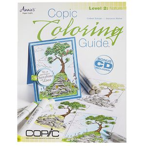 Copic Colouring Guide Level 2 Nature