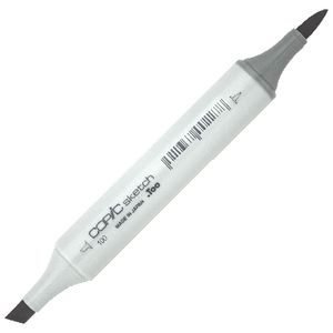 Copic Sketch Marker Black