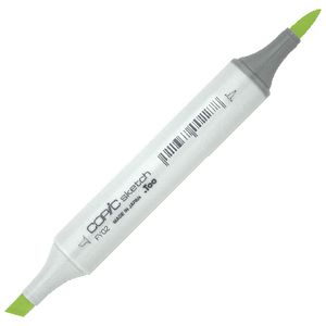 Copic Sketch Marker Fluoro Yellow Green