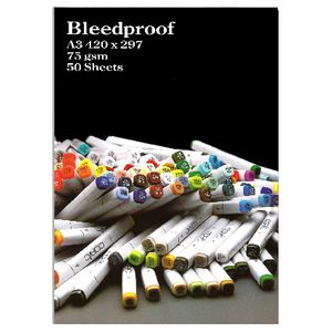 Copic A3 Bleedproof Pad 50 Sheet