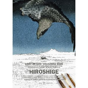 Pepin Giant Colouring Book Hiroshige