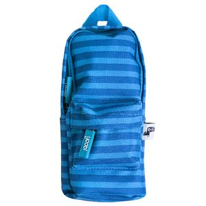 Yoobi Mini Backpack Pencil Case Blue