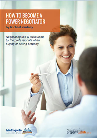 How To Become A Power Negotiator