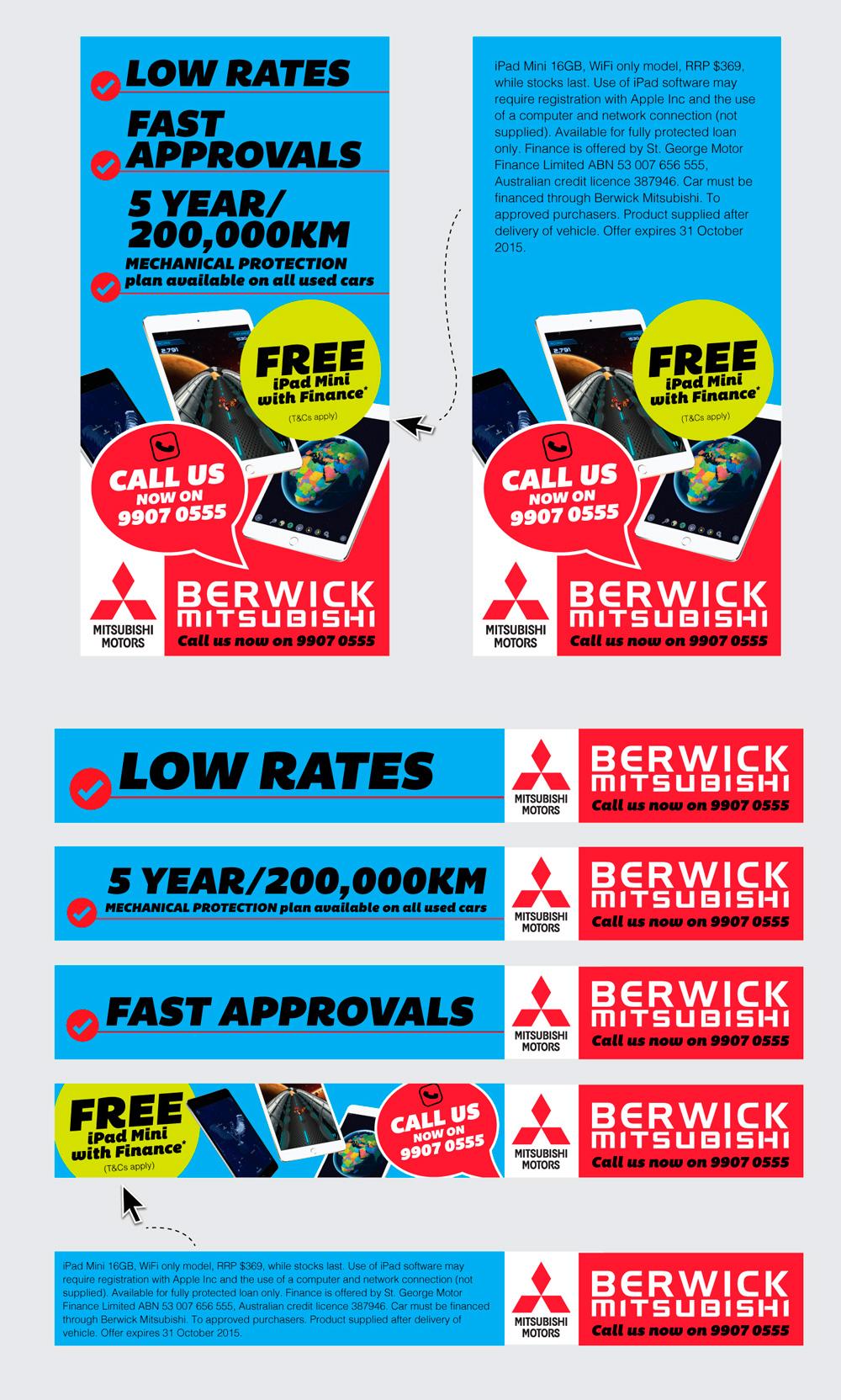 Berwick Mitsubishi Adme