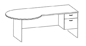 Downlowd Desk design Drawings
