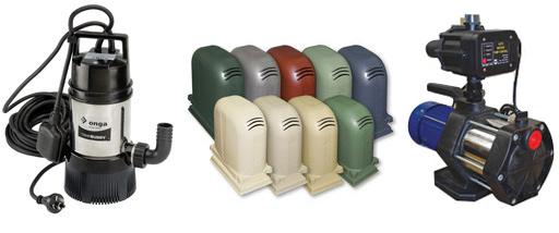 Popular Brisbane rainwater tank pumps and covers